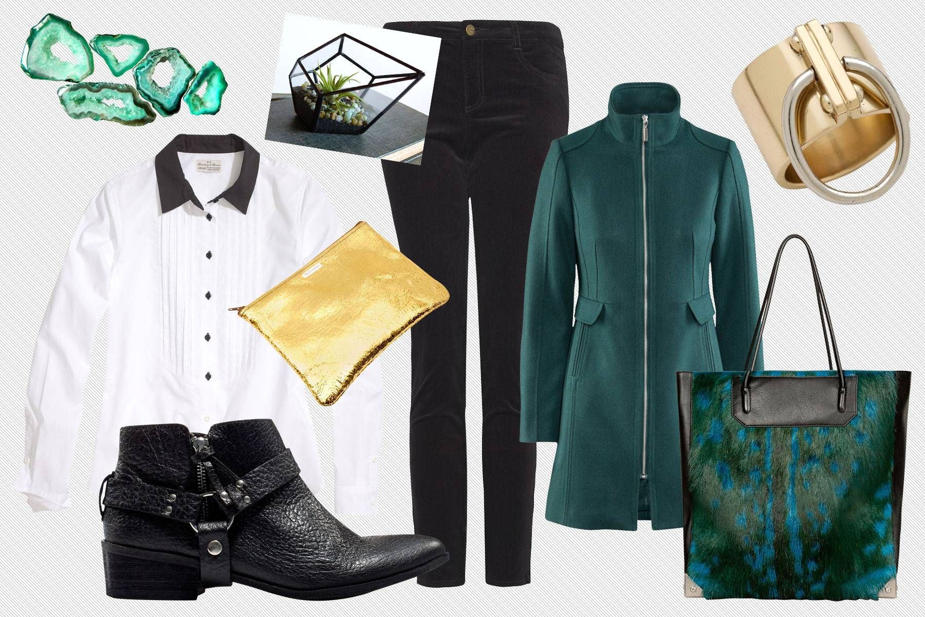 Outfit of the Week: Natural Sciences - The Cut