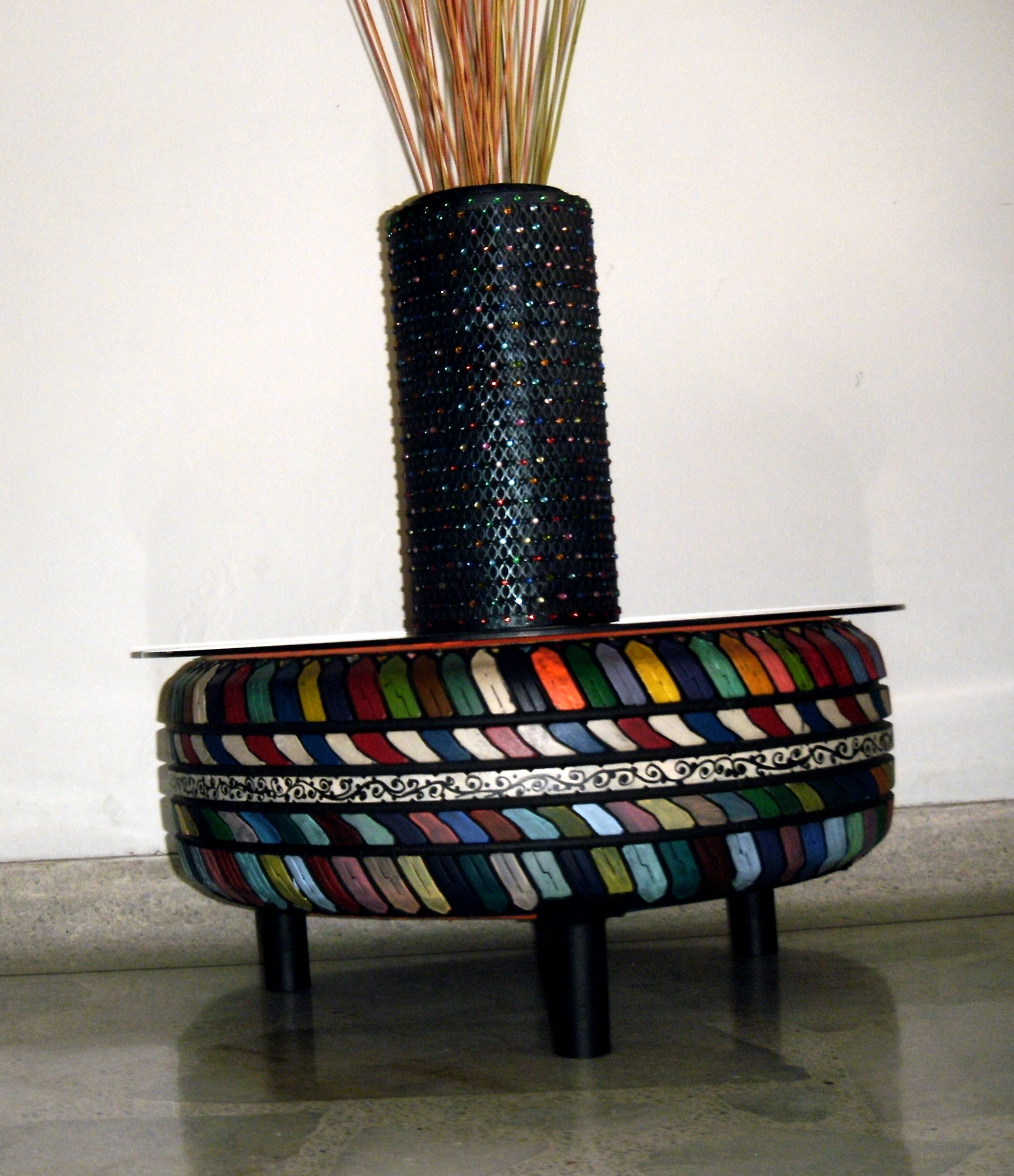 decorando con neum ticos neumaticos pinterest m bel diy m bel und autoreifen. Black Bedroom Furniture Sets. Home Design Ideas