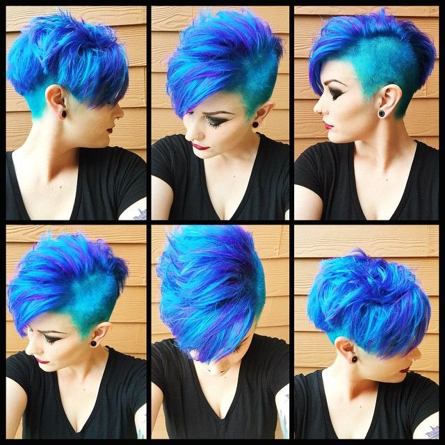 11 Total Schone Ideen Fur Einen Pixie Cut Neue Frisur Kurze