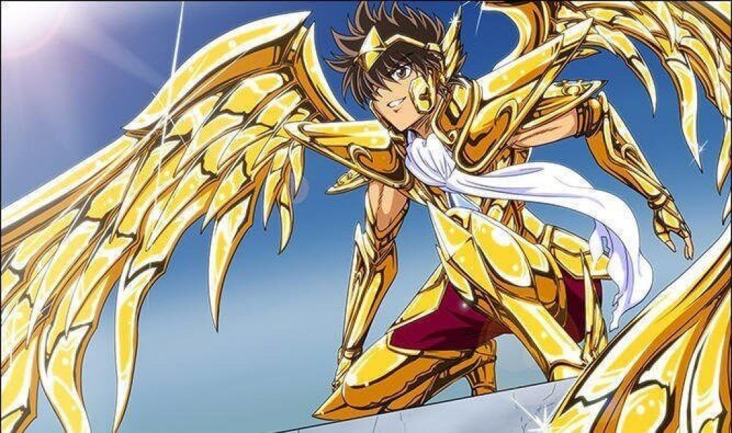 Top 30 Most Watched Animes Of All Times! Saint seiya