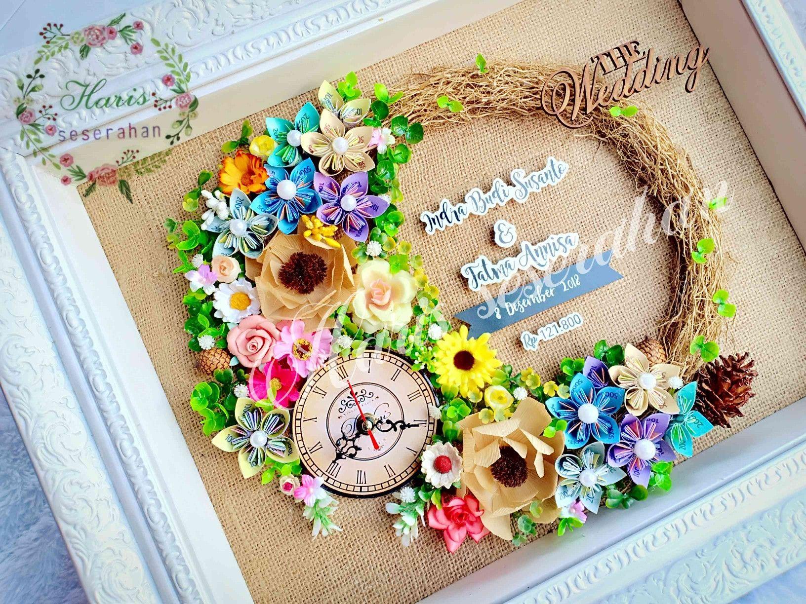 Pin oleh sekar asmaradani di frame | Pernikahan, Desain