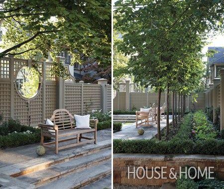 34 Inspiring Backyards. Backyard HouseTerraced GardenGarden ...
