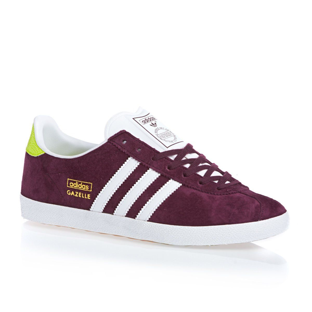 adidas originals gazelle fille rouge