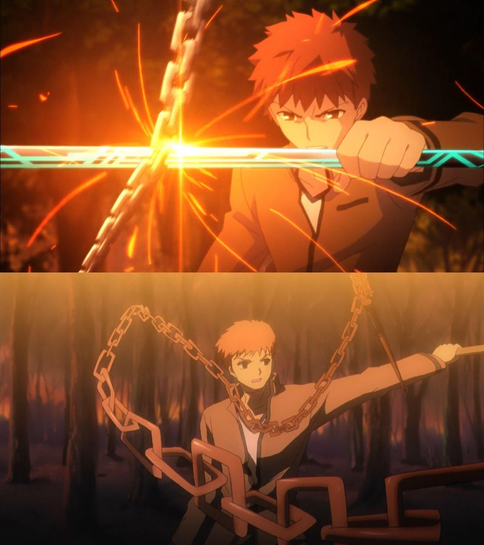 Fate/Stay Night Unlimited Blade Works Studio Denn vs