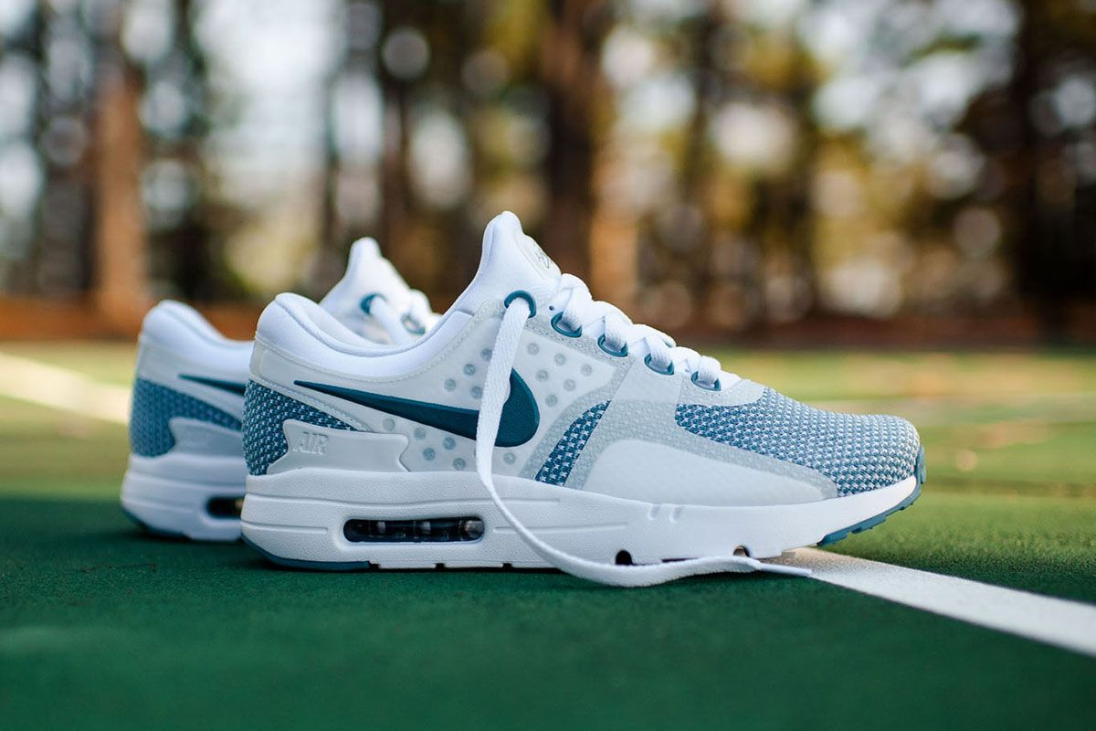 nike air max zero essential smokey blue basketball lookbook zapas rh pinterest es