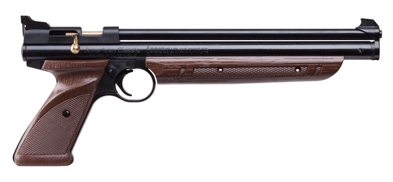Crosman 1377  One of the most powerful and accurate air