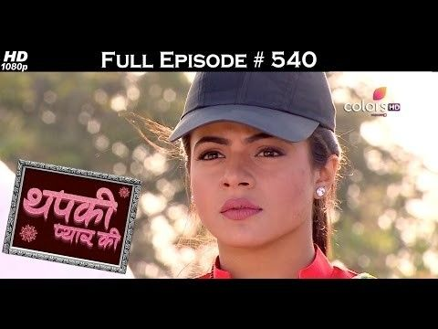 Colours tv drama serial |Thapki Pyar Ki - episode 540