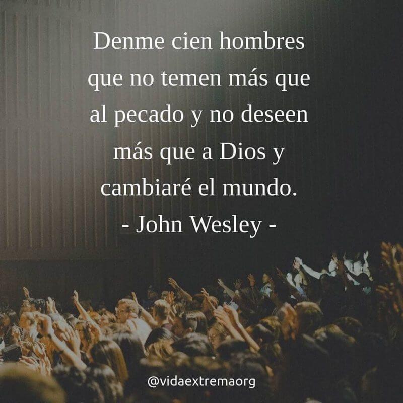 John Wesley Frases Cristianas Frases Cristianas Frases