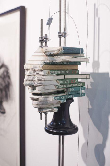 South Africa-based artist Wim Botha
