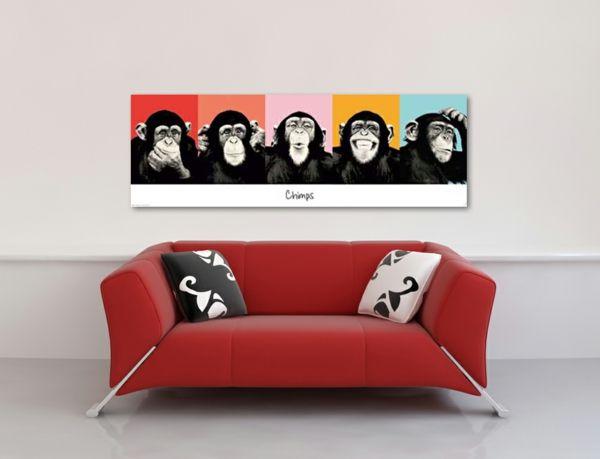 sofa pop art merkmale im innendesign Pop Art Pinterest - einrichtung stil pop art