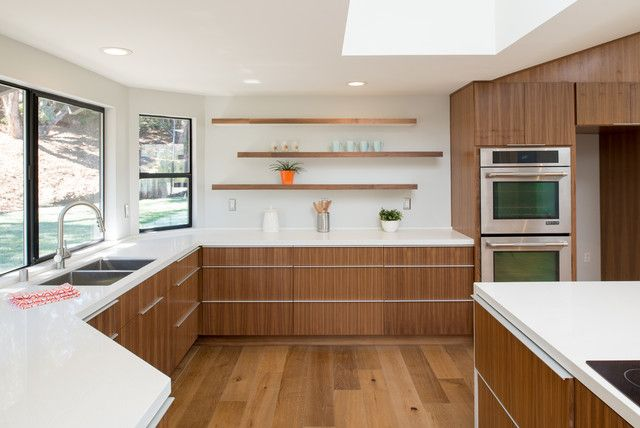 Lecroum Com Img 2016 10 Kitchen Remodeling Ideas Pictures Big Island Cabinets Decorat Walnut Kitchen Cabinets Contemporary Walnut Kitchen Modern Walnut Kitchen