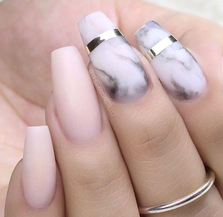 IG @yiredelcastello | Nails | Pinterest