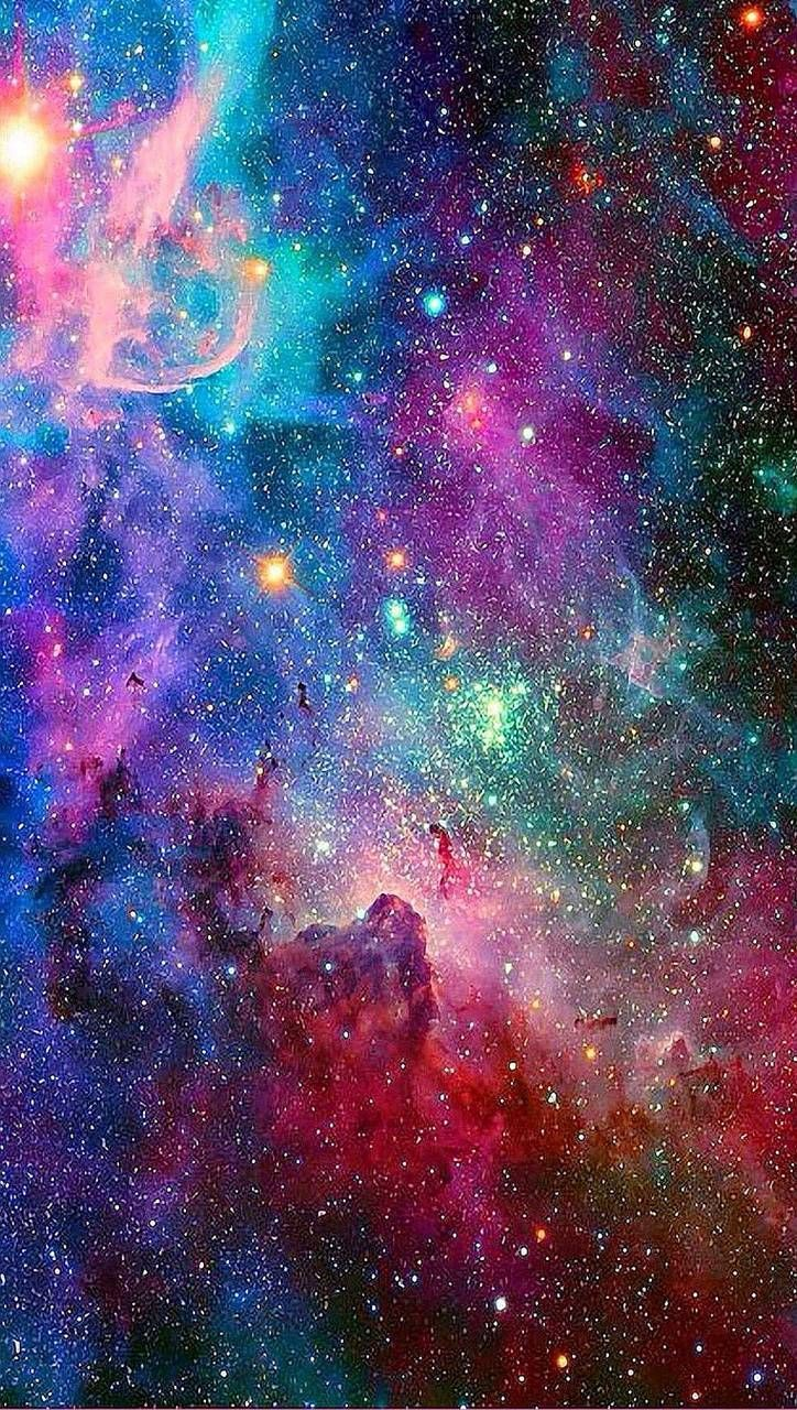 Colorful Galaxy wallpaper by K_a_r_m_a_ - 3b - Free on ZEDGE™