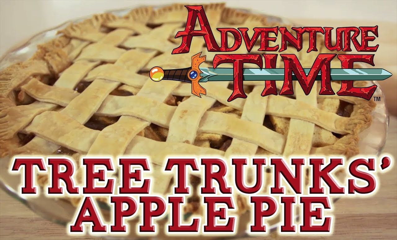 TREE TRUNKS' APPLE PIE, ADVENTURE TIME, Feast of Fiction I
