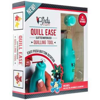 Quill Ease Motorized Tool Scrapbook Paper Crafts Quilling Paper Crafts