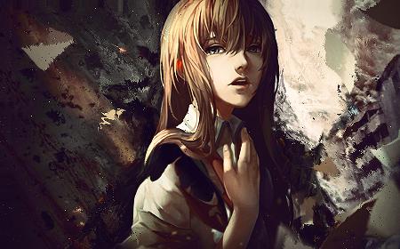 Kurisu by KimochiMochi S;G Kurisu Makise Pinterest