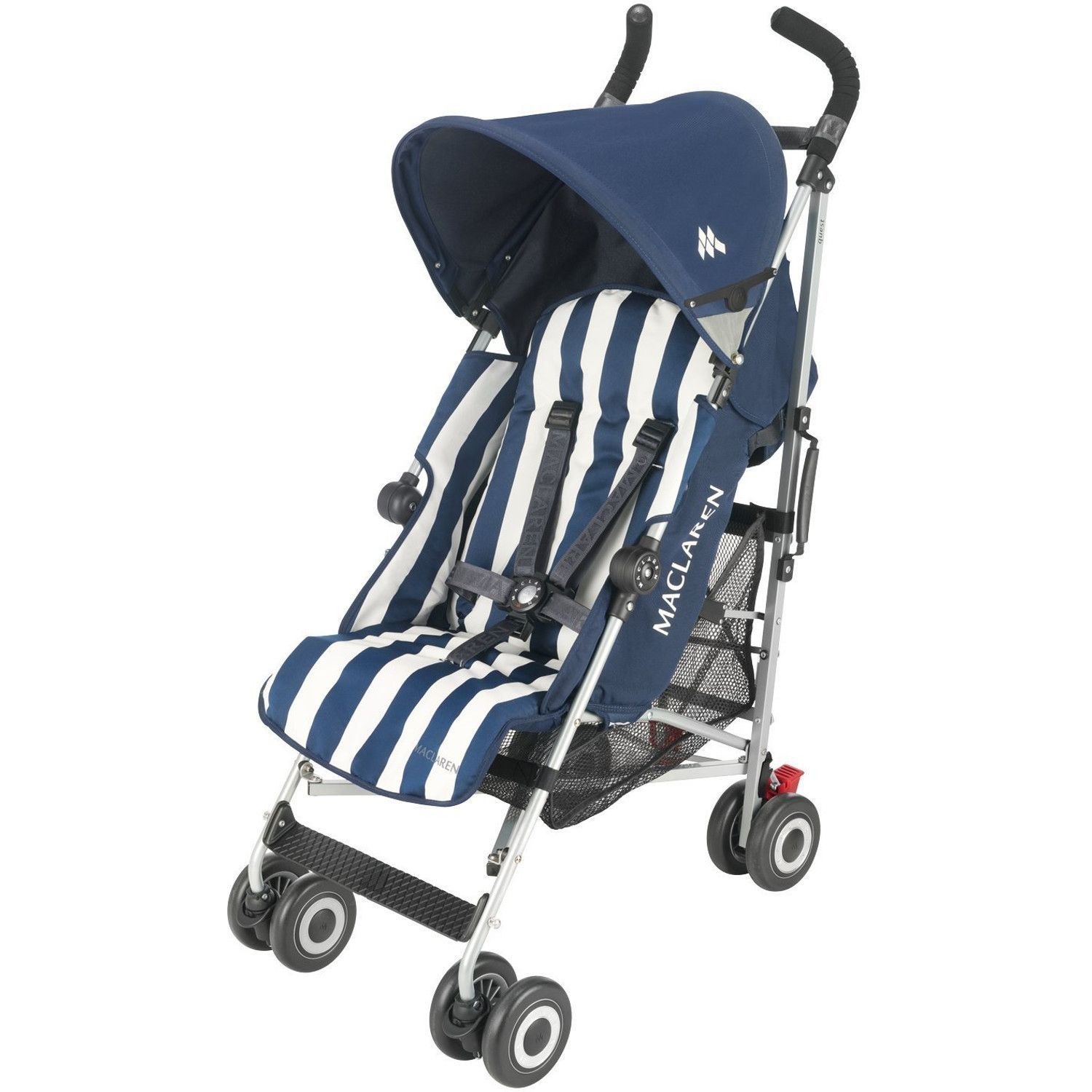 Maclaren Quest Stroller, Heritage Buggy (With images