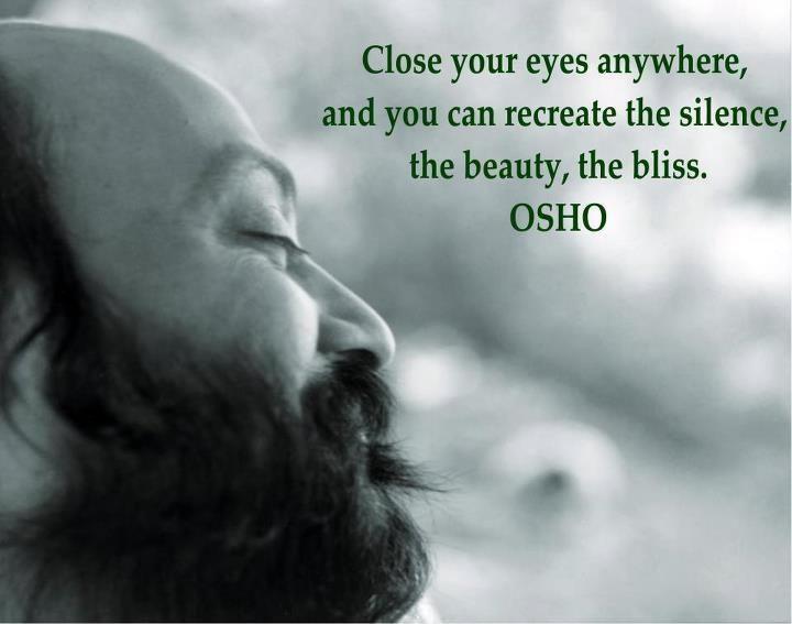 #Meditation plus #love is the path. #Osho