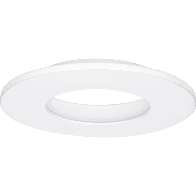 Enlite e twist u lock bezel white toolstation with bathroom ceiling lights toolstation