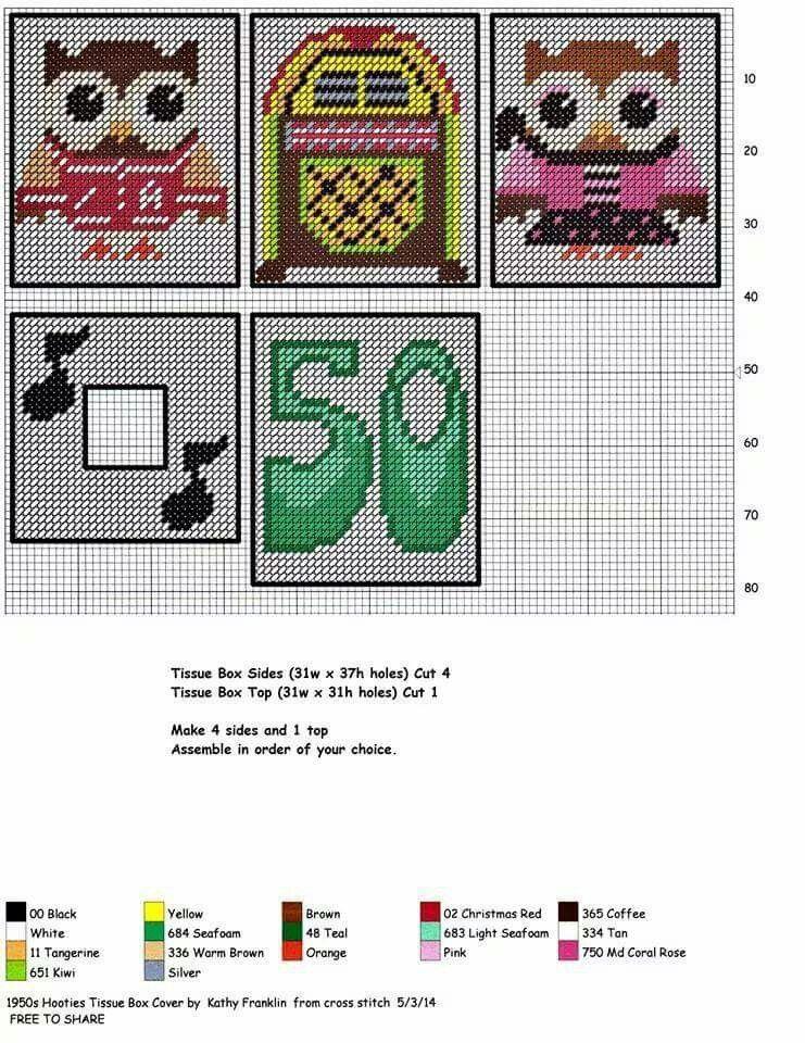 Pin von martha abernathy auf Tissue box covers   Pinterest   Eule