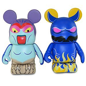 Disney Vinylmation Fantasia Series 3'' Figure Set - 2-Pc. - Harpy and Demon | Disney StoreVinylmation Fantasia Series 3'' Figure Set - 2-Pc. - Harpy and Demon - Celebrate a Night on Bald Mountain with this profane pair of limited edition 3'' Vinylmation figures inspired by Chernabog's demonic legion of revelers from Walt Disney's Fantasia.