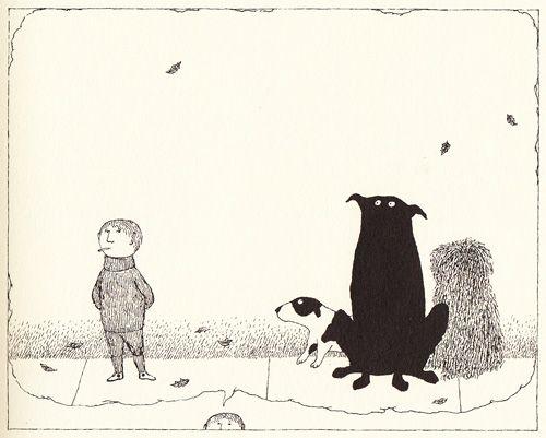 The Shrinking of Treehorn: An Edward Gorey Illustrated Gem, 1971 | Brain Pickings