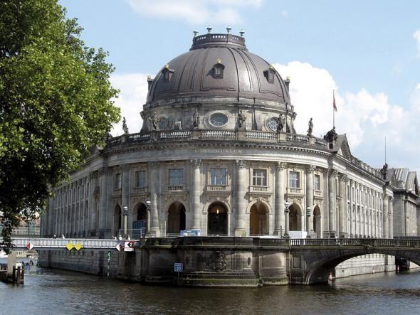 Die Museumsinsel In Berlin Museum Insel Berlin Stadt Berlin