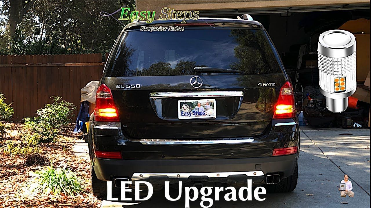 How To Replace | Upgrade Turn Signal Light Bulbs To LED for X164