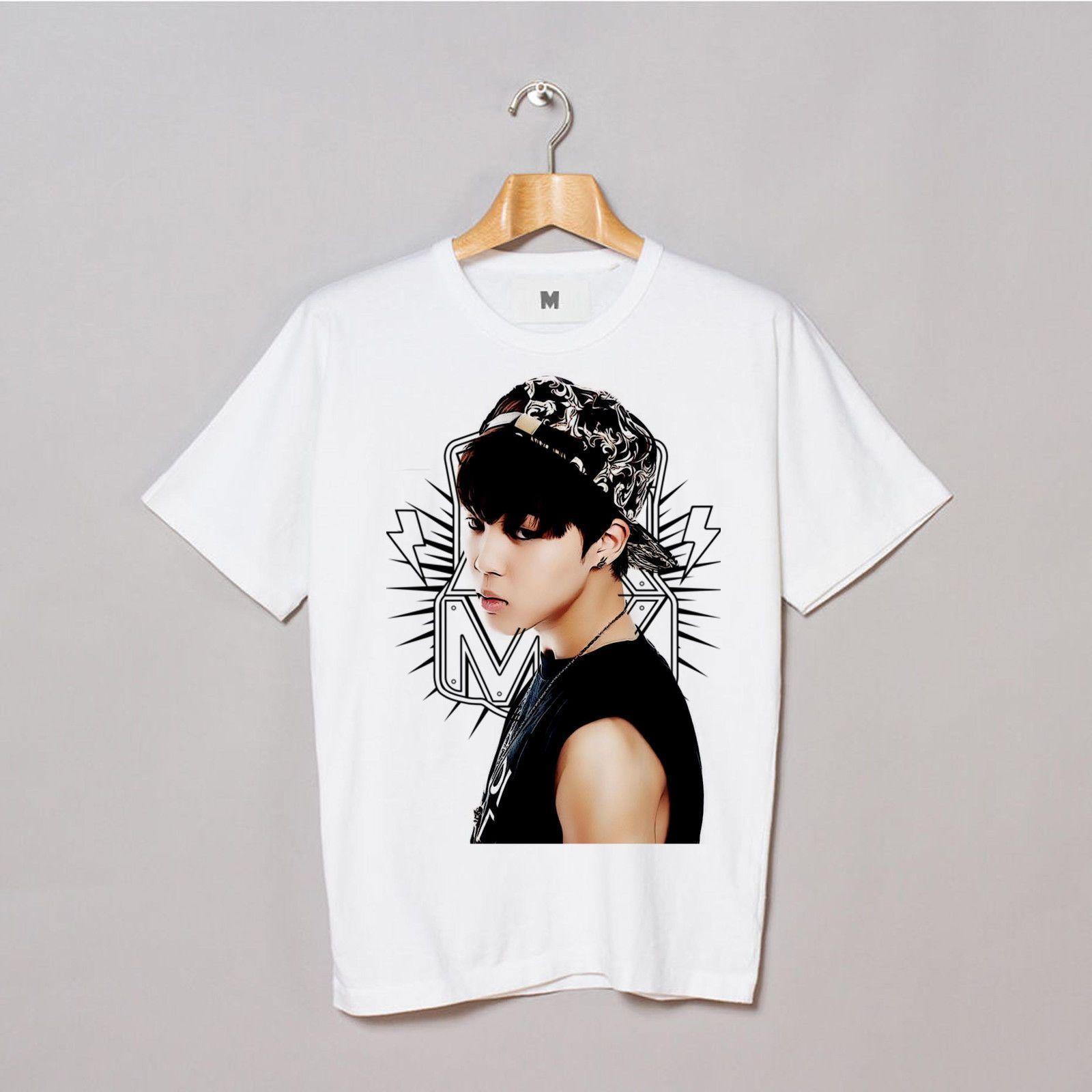 Park Jimin Bts Bangtan Boys Kpop K Pop 2 T Shirt Tee Short Sleeve T Shirts For Women Tee Shirts Shirts
