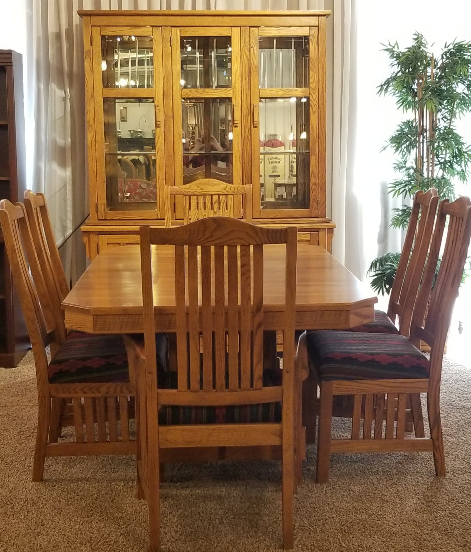 Oak Dining Room Set Interior Design 2019 02 22 16 17 46 Oak