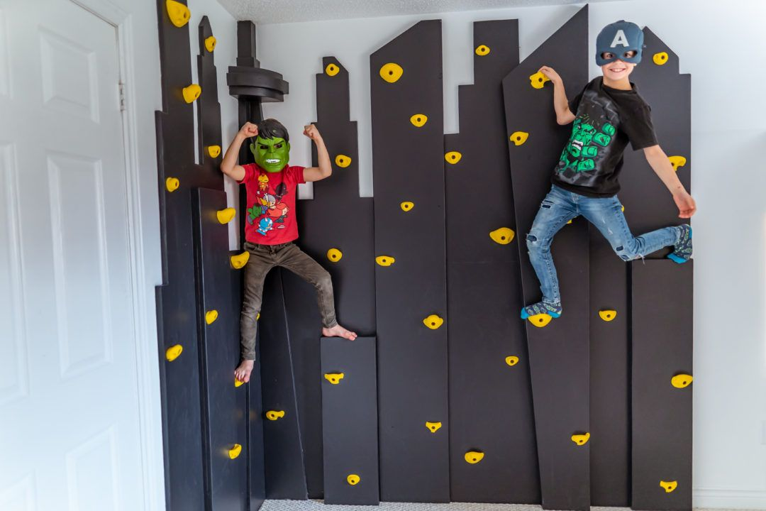 Photo of Modern Superhero Boys Bedroom Makeover: One Room Challenge Week 6 REVEAL – Amidst the Chaos
