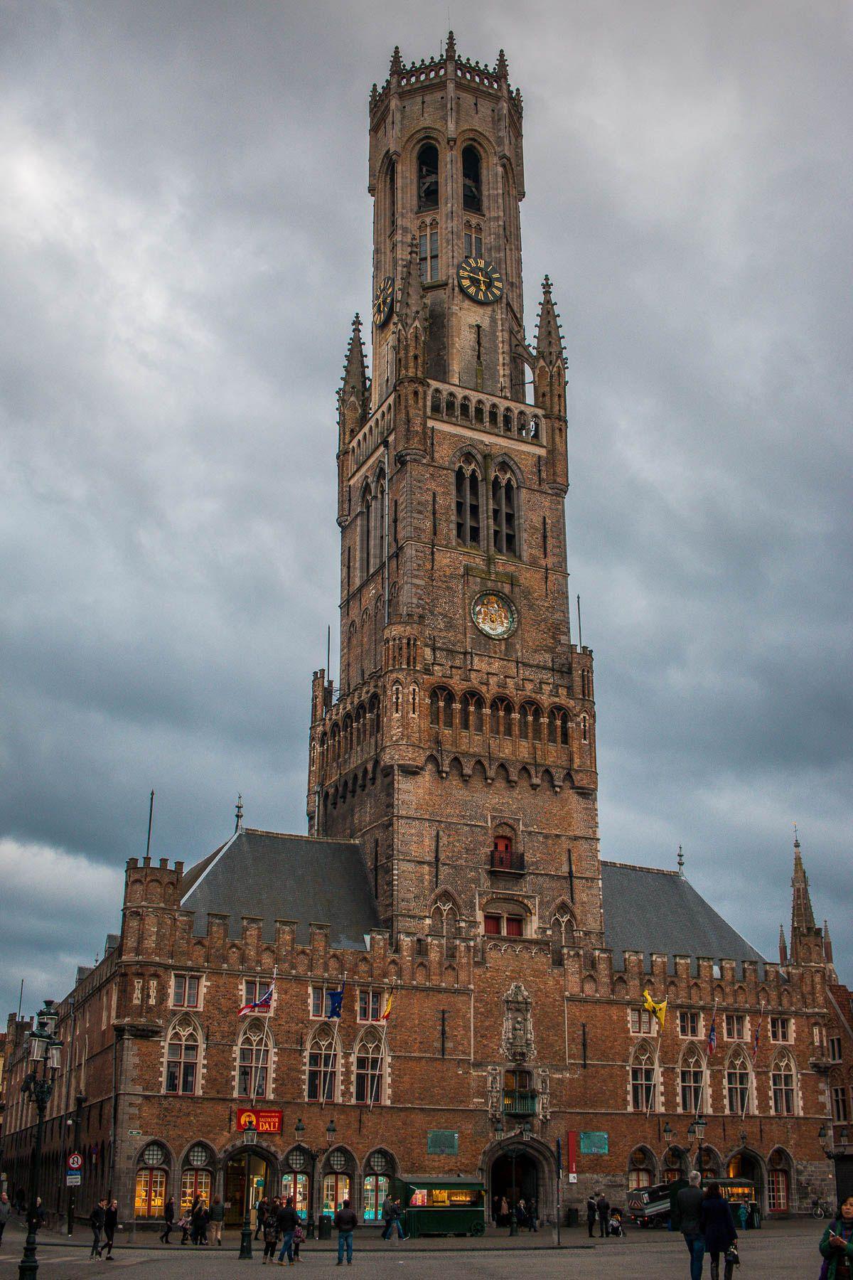 Belfort Brugge In 2020 Brugge Reisen Reisebericht