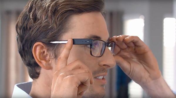 Una microcámara para llevar en la montura de las gafas - http://wp ...