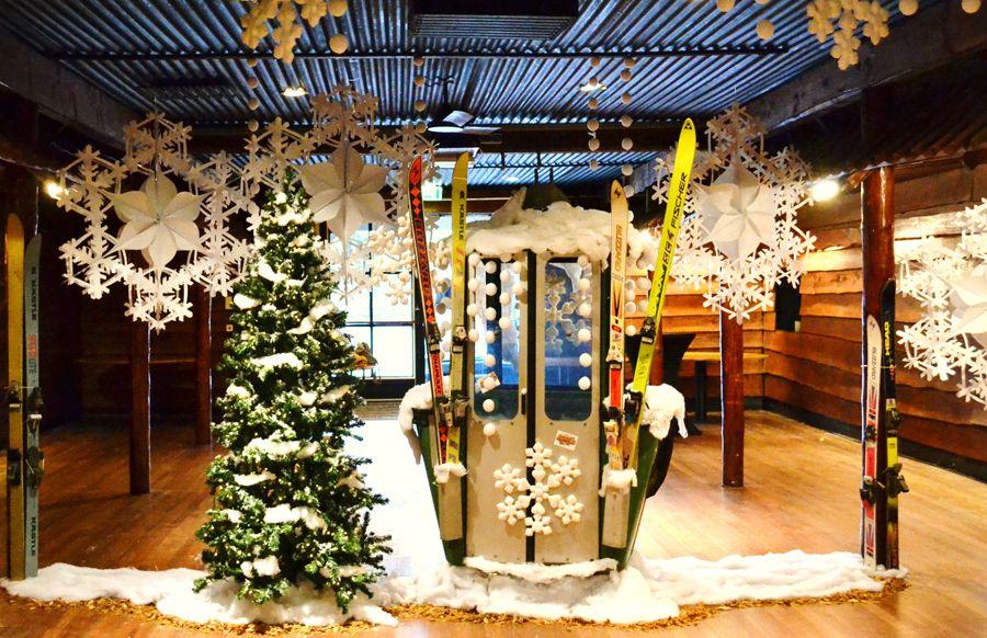 Een Warme Winter : Inspiratie voor après ski feest decoratie. dit themafeest vier je