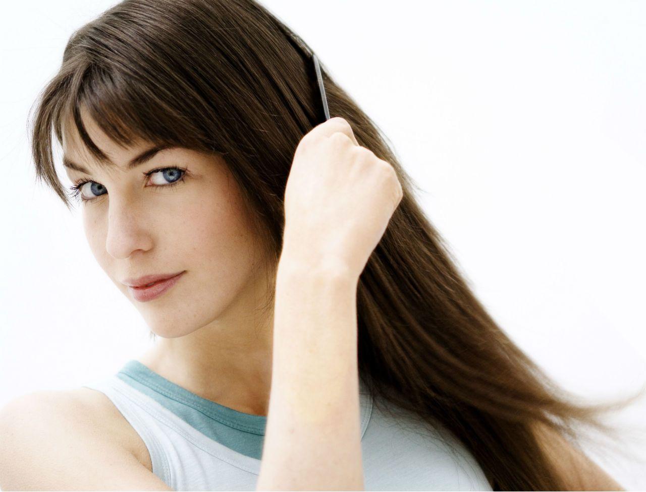 Cheveux nos astuces antifrisottis Cheveux qui