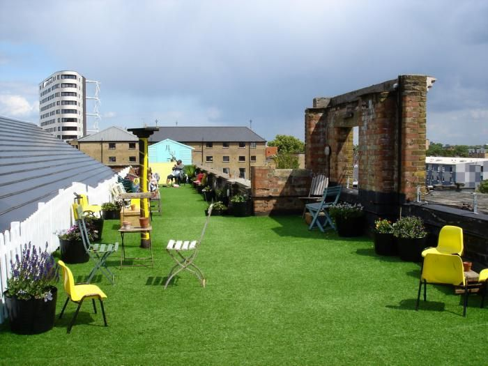 A Pop Up Roof Garden In London Best Rooftop Bars Roof Garden Rooftop
