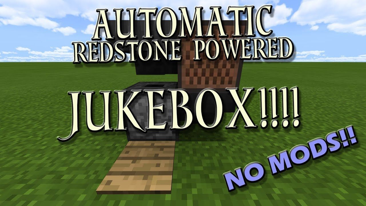 How To Make A Xp Farm In Minecraft Bedrock Minecraft Automatic Redstone Jukebox Tutorial No Mods Https Cstu Io 224806 Minecraft Jukebox Minecraft Videos