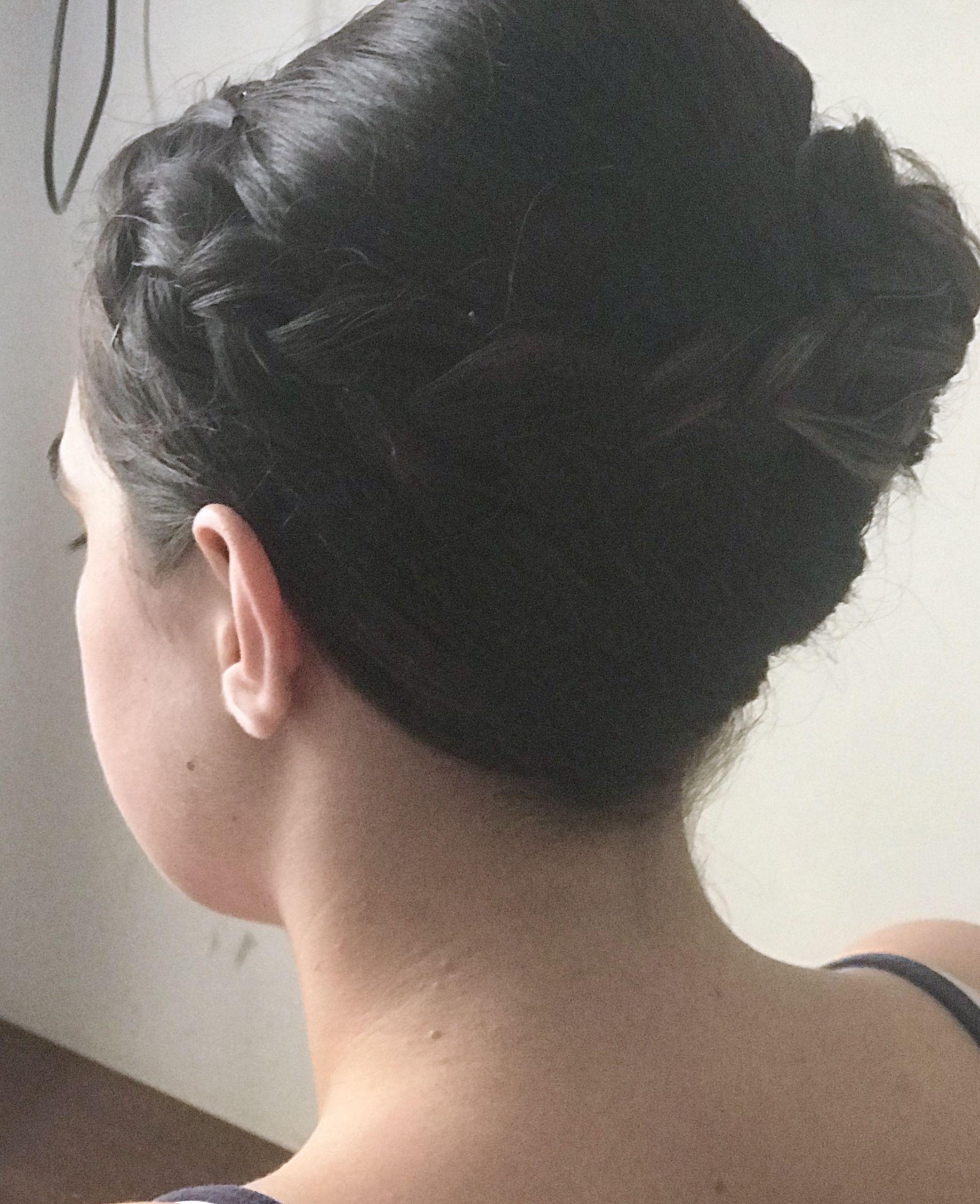 French Pleat With Braid Bridal Party Hair Bridesmaid Hair Course Hair