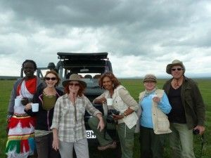 November 2011:  Come on over to findyourselfinafr... ONE Trip Can Change Everything!