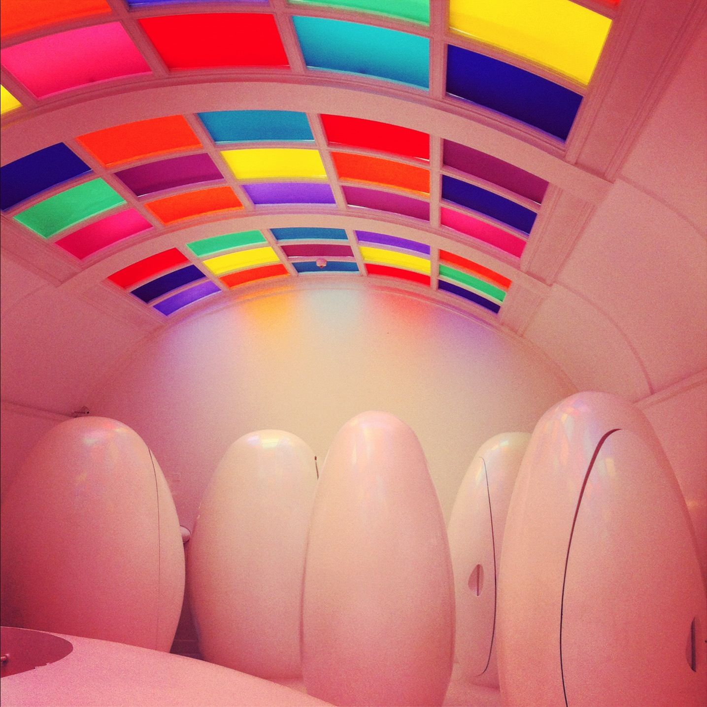 Sketch Bathroom Pods London | Wanderlust | Pinterest | Wanderlust