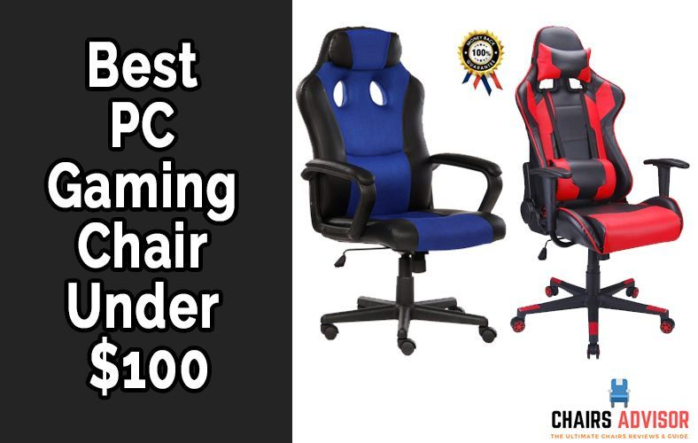 Top 10 Best Cheap Gaming Chairs Under 100 In 2020 Pu Leather