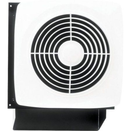 Broan 509s Direct Discharge Fan 2960 1812 White Products Wall Fans Kitchen Exhaust Fan
