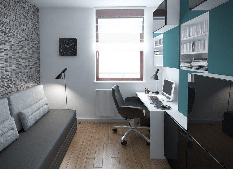 Bureau blanc avec rangement frais collection grand bureau noir