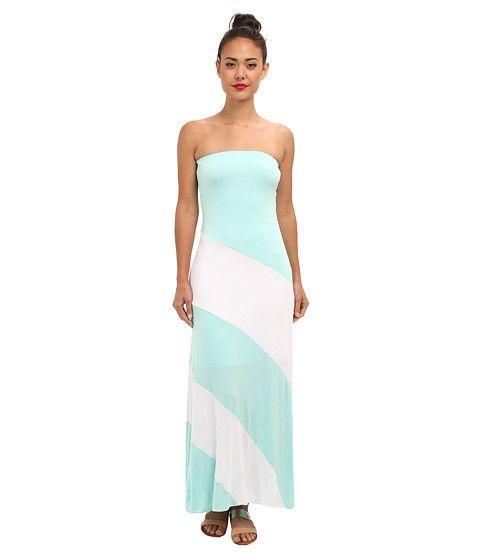 Gabriella white maxi dress