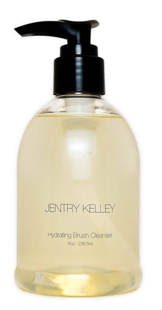 Photo of JKC Hydrating Brush Cleaner – Cleans and moisturizes brushes while removing …