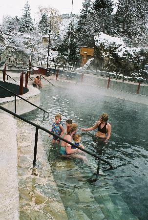 Idaho S World Famous Hot Pools 430 East Main Street Lava