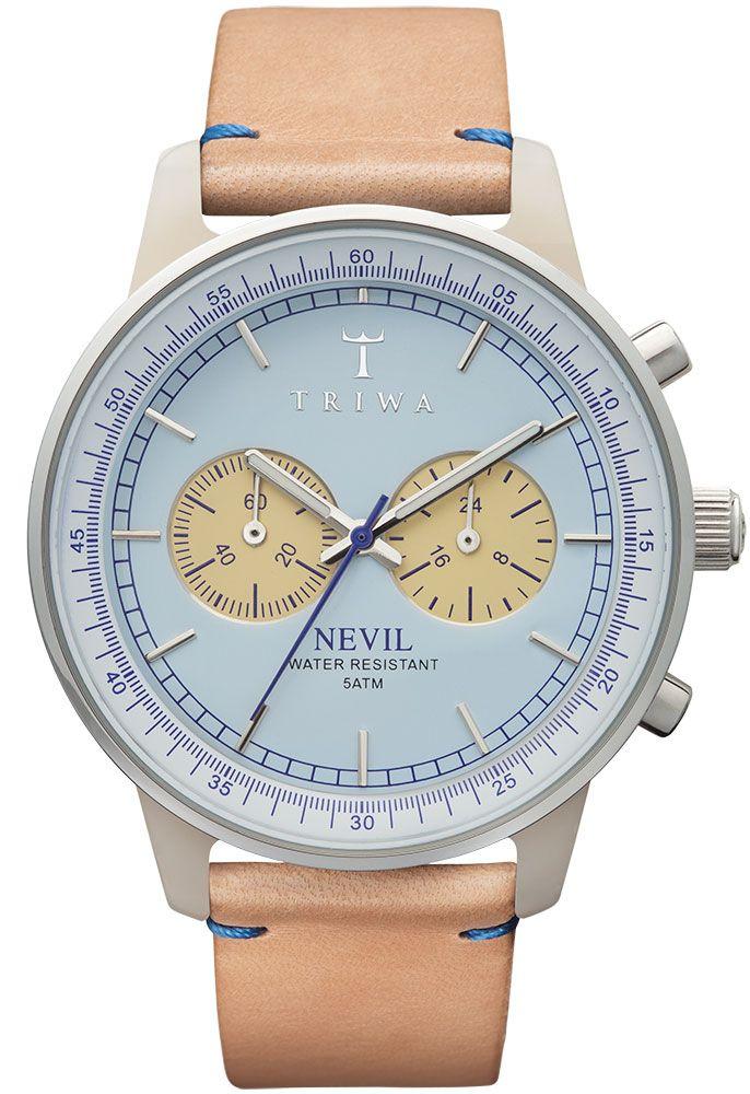 Triwa Nevil Alabaster #accessories #men #watch