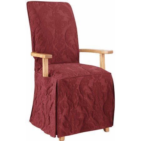 Tremendous Home Products Armchair Slipcover Dining Room Chair Machost Co Dining Chair Design Ideas Machostcouk