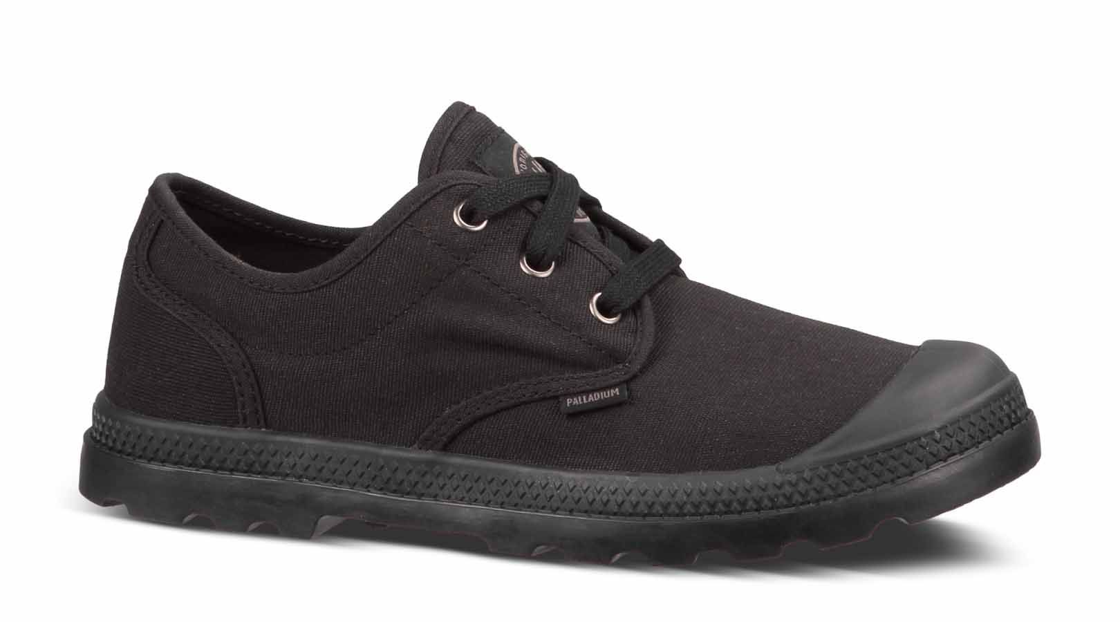 93315-060 WOMENS Pampa Oxford LP, Black/Black
