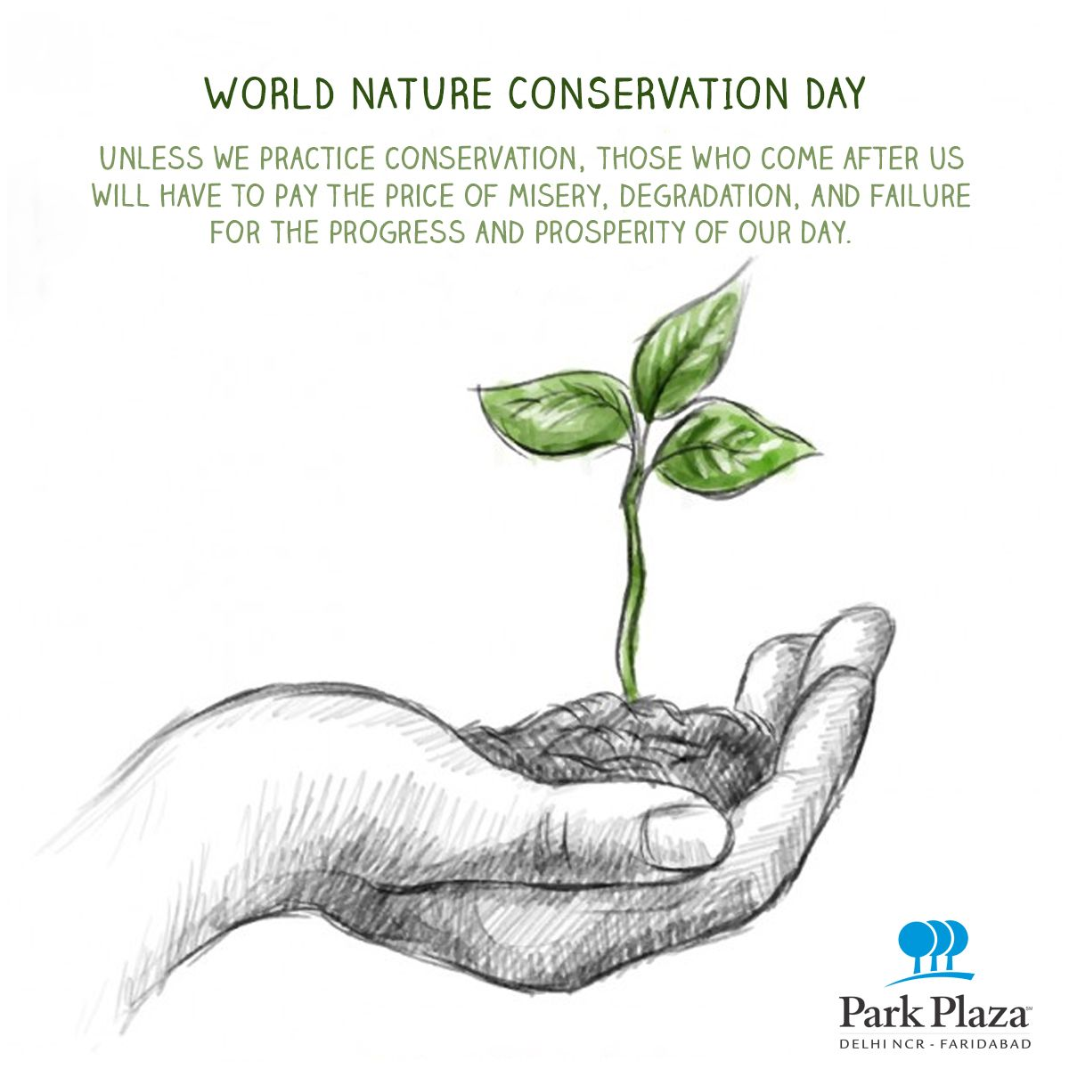 World Nature Conservation Day Is Observed On 28th July All Over The World With The Objective Of Increasing Awareness About And Protecting The Natural Resources